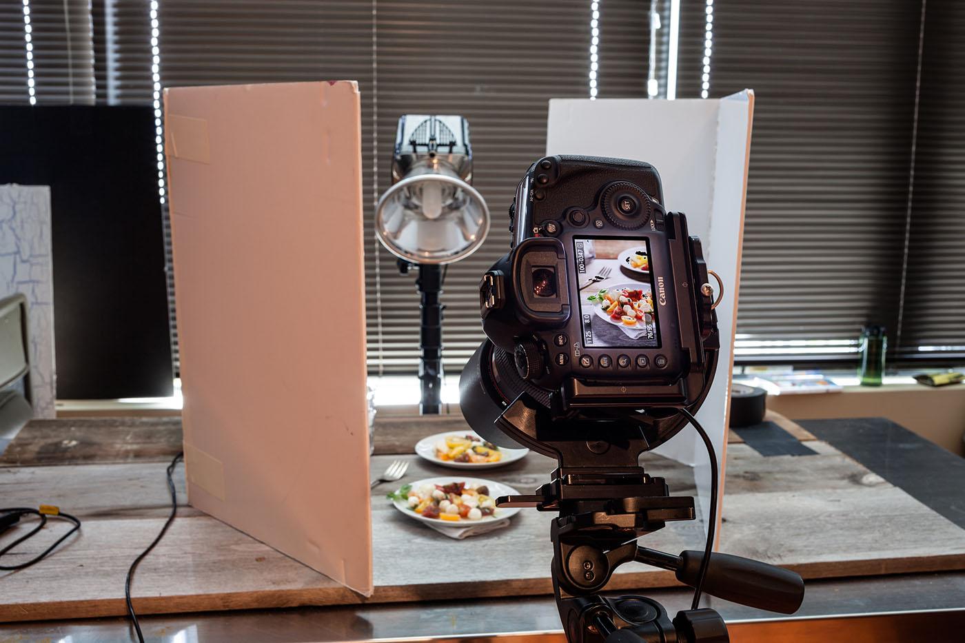 выбор правильной камеры для фуд фото ноуте очень удобный