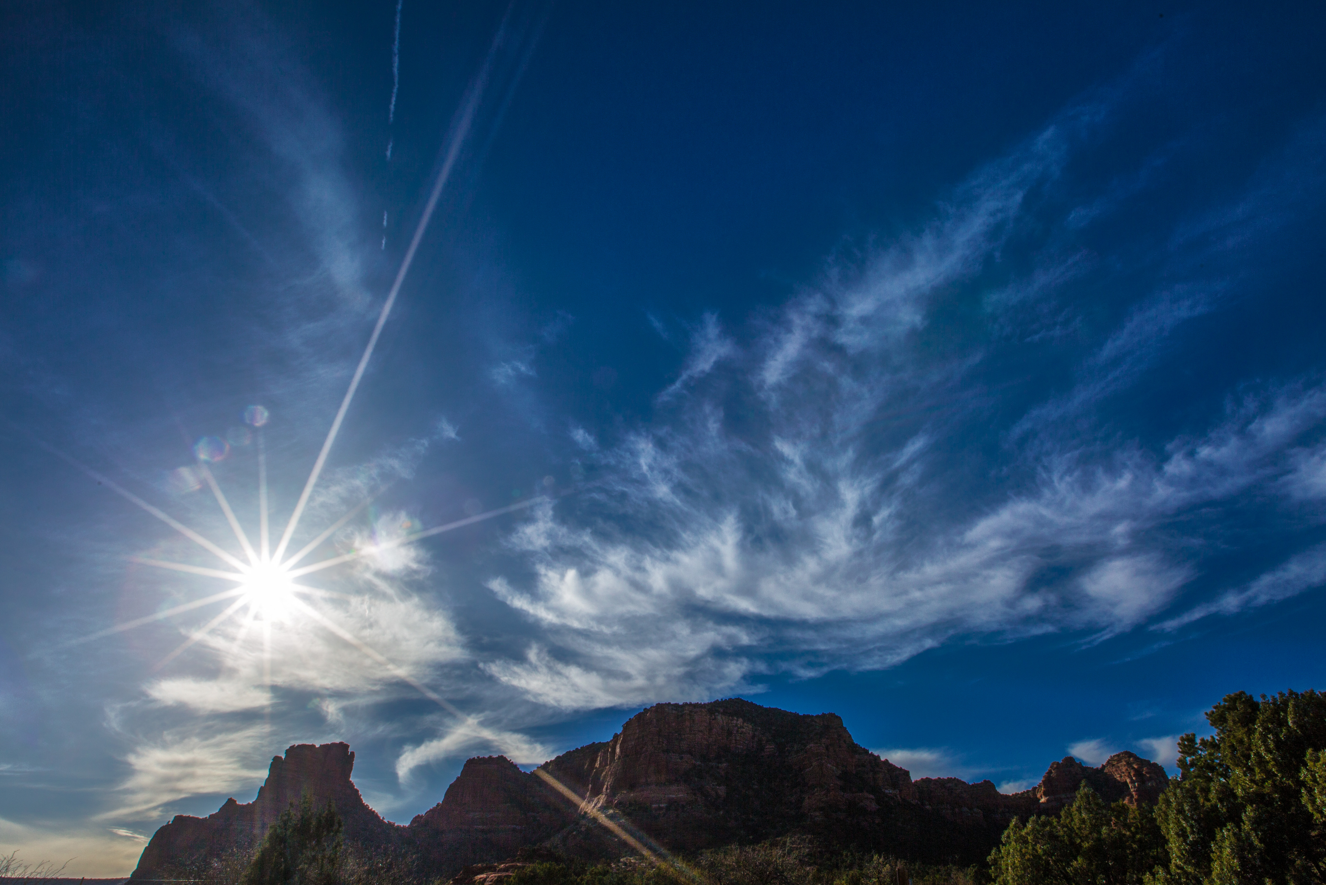Starbright Sun Effect - Layers Magazine
