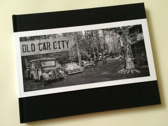 Old Car City photobook
