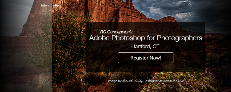 The Photoshop for Photographers Tour
