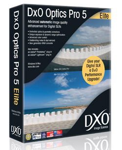 DxO Optics Pro 5.3