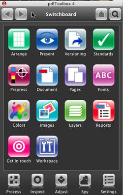 Callas PDF Toolbox 4