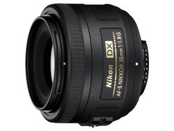 NIKKOR AF-S DX 35mm