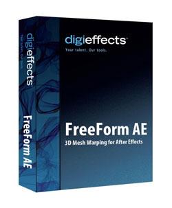 Digieffects FreeForm AE