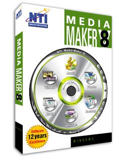 Media Maker 8