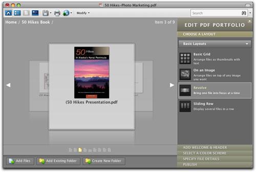 Build a Better Portfolio with Adobe Acrobat - Layers Magazine