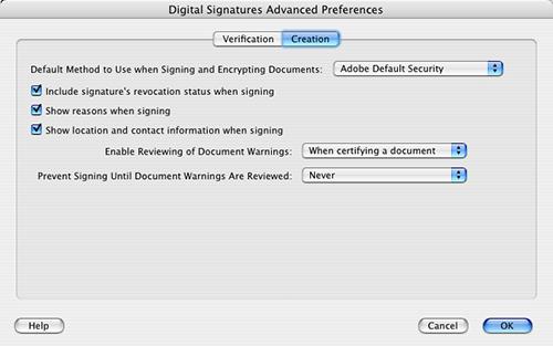 Digital Signatures in Acrobat 8 Professional - Layers Magazine