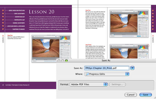 Prepress-Perfect PDFs with Acrobat 8 Professional