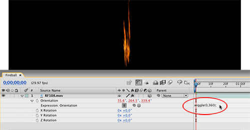 Creating a Fireball in Adobe After Effects - Layers Magazine