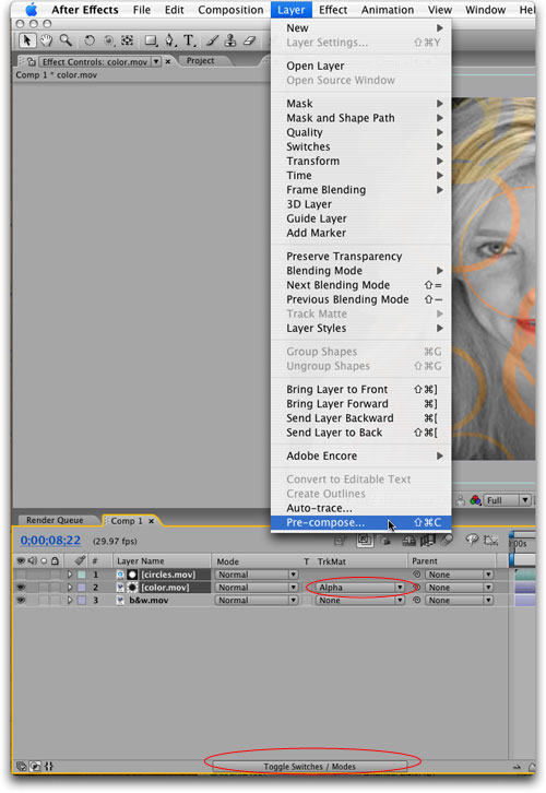 Add Some Flash To After Effects Layers Magazine