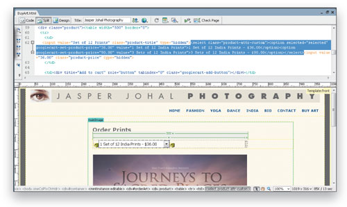 Dreamweaver Tutorial