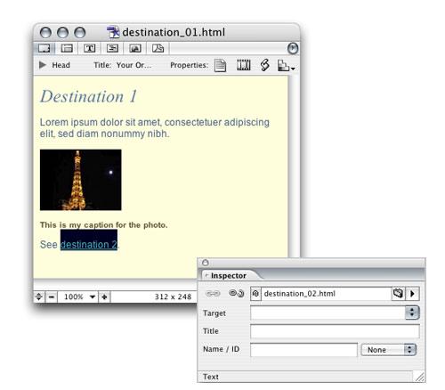 Using Adobe GoLive CS2 to Create Inline Frames - Layers Magazine