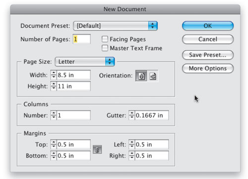InDesign Tutorial Image