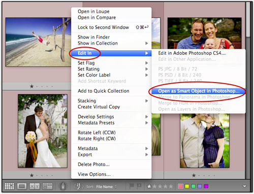 how to open photo from lightroom in photoshop