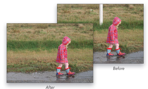 Remove Elements From a Photo in Photoshop CS4