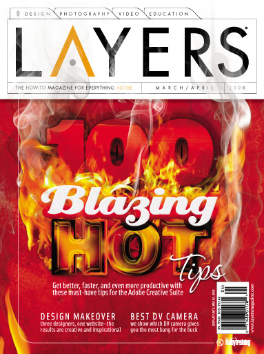 Layers Magazine 100 Blazing Hot Tips Cover: Part 2