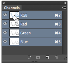 Extracting Transparent Elements
