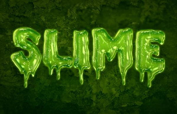 Easy Slime Text